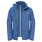 The North Face Zephyr Triclimate Jacket - Dish Blue