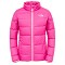 The North Face Andes Jacket G - Luminous Pink
