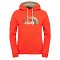 The North Face M Drew Peak Pullover Hoodie - Fiery Red
