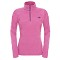 The North Face 100 Glacier 1/4 Zip W - Raspbery Rose