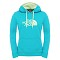 The North Face Drew Peak Pullover Hoodie W - Bluebird