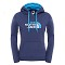 The North Face Drew Peak Pullover Hoodie W - Patriot Blue