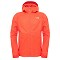The North Face Quest Jacket - Fiery Red