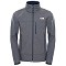 The North Face Apex Bionic Jacket - Cosmic Blue Heather/Cosmic Blue Heather
