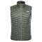 The North Face Thermoball Hybrid Vest - Laurel Wreath Green