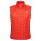 The North Face Thermoball Hybrid Vest - Fiery Red