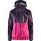 Haglöfs Gram Comp Jacket W - Acai Berry/Volcanic Pink