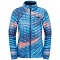 The North Face Thermoball Jacket W - Patriot Blue Swirl Print