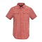 The North Face S/S Pine Knot Shirt - Pompeian Red Plaid