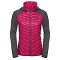 The North Face Thermoball Hybrid Hoodie W - Fuschia Pink/Asphalt Grey