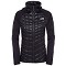 The North Face Thermoball Hybrid Hoodie W - TNF Black