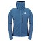 The North Face Super Flux Hoodie Jacket - Moonlight Blue/Cosmic Blue