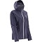 Salomon Bonatti Waterproof Jacket W - Nightshade Grey