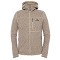 The North Face Gordons Lyons Hoodie - Dune Beige Heather