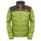 The North Face Nuptse 2 Jacket - Grip Green/Black Ink Green