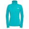 The North Face 100 Glacier 1/4 Zip W - Kokomo Green