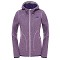 The North Face Zermatt Full Zip Hoodie W - African Violet Heather