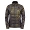 The North Face Thermoball Full Zip Jacket - Black Ink Green Galactic Print