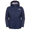 The North Face Snowquest Jacket Jr - Cosmic Blue