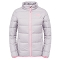 The North Face Andes Jacket G - Metallic Silver/Gem Pink