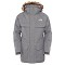 The North Face Boy's McMurdo Down Parka - Charcoal Grey Heather