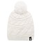 The North Face Triple Cable Pom Beanie - TNF White