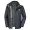 The North Face Solaris Triclimate Jacket - Tnf Black/Tnf Black