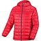 Columbia Trask Mountain 650 TurboDown Hooded Jkt - Bright Red