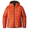 Patagonia Down Sweater Hoody - Cusco Orange