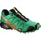 Salomon Speedcross 3 - Real Green/Red