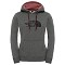 The North Face Drew Peak Pullover Hoodie W - Grey