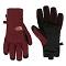 The North Face Apex + Etip Glove W - Deep Garnet Red