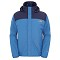 The North Face Resolve Insulated Jacket - Dish Blue/Cosmic Blue