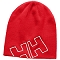 Helly Hansen Outline Beanie - Red
