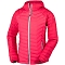 Columbia Powder Lite Hooded W - Red Camellia/Red Lily