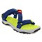 The North Face Litewave Sandal - Limoges Blue/Lantern Green