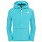 The North Face Glacier Full Zip Hoodie G - Bluebird
