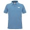 The North Face Polo Piquet - Moonlight Blue