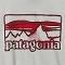 Patagonia Spruced 73 Logo Cotton T-Shirt - Photo de détail