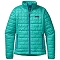 Patagonia Nano Puff Jacket W - Howling Turquoise