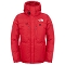 The North Face Himalayan Parka - TNF Red/TNF Black