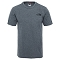 The North Face S/S Simple Dome Tee - TNF Medium Grey Heather