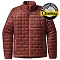Patagonia Nano Puff Jacket - Cinder Red