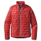 Patagonia Nano Puff Jacket W - French Red