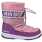 Moon Boot Moon Boot We Sport WP Jr - Pink Orchid