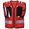 Montura Workframe Operator Basic Vest - Rojo