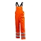 Helly Hansen Workwear Alta Shelter Bib - Hv Orange