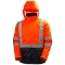 Helly Hansen Workwear Alta Shell Jacket - Orange/Charcoal