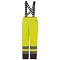 Helly Hansen Workwear Alta Insulated Pant - Yellow/Charcoal