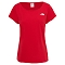 The North Face Redbox S/S Tee W - TNF Red